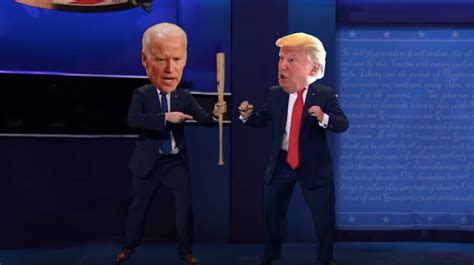 Joe Bidens Run Has Late Night Looking For A Fight - The New York.