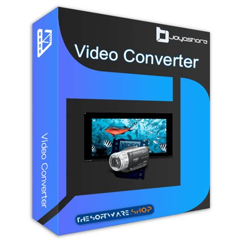 [click]joyoshare Video Converter - Convert Edit Videos On .