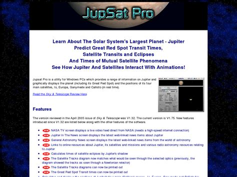 @ Jupsat-Pro-Astronomy-Software Reviews Rating  Opinions .