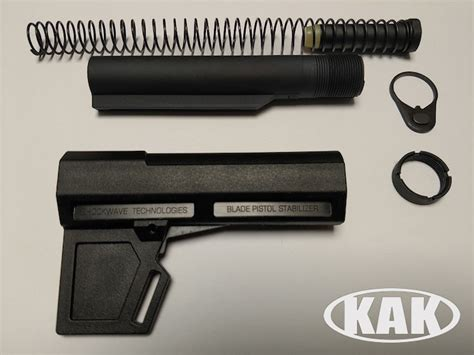 Kak Industry Shockwave Blade 2 0 Pistol Brace Kit .