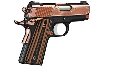 Kimber 9mm Rose Gold Ultra Ii - Budsgunshop Com.