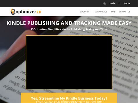 @ Koptimizer  Kindle Optimizer Recurring Lifetime .