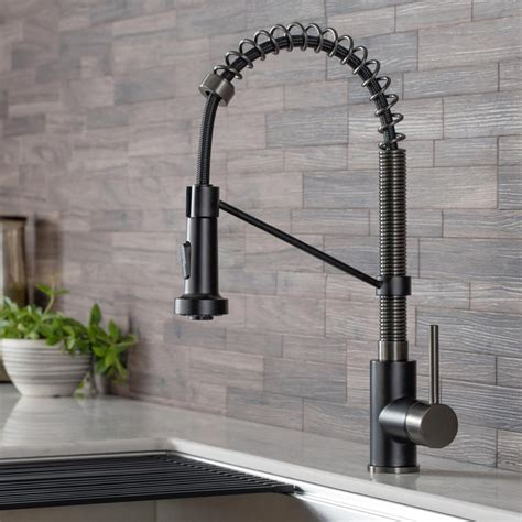 Kraus - Kitchen Faucets - Kitchen - The Home Depot.