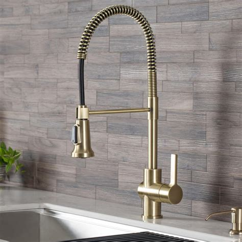 Kraus - Pull Down Faucets - Kitchen Faucets - The Home Depot.