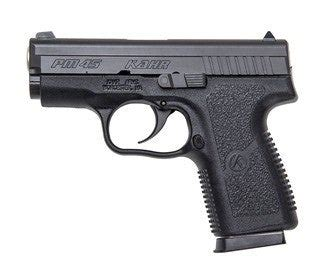 Kahr Pm45 Black - A Compact 45 I D Never Have Imagined .
