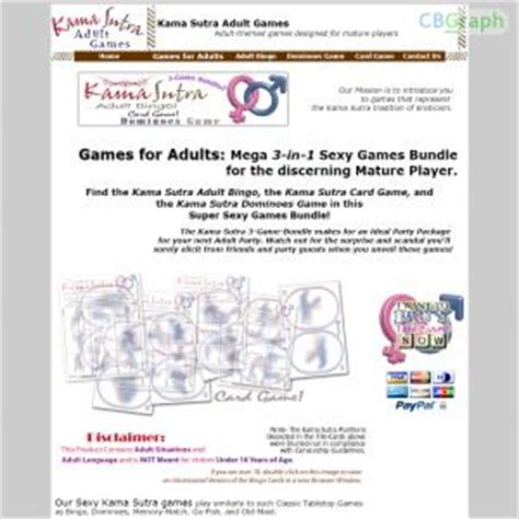 @ Kama Sutra 3 In 1 Mega Sexy Games Bundle