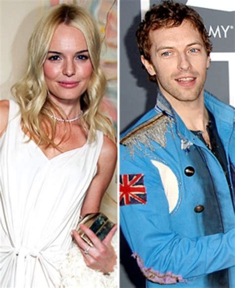 Kate Bosworth and Chris Martin