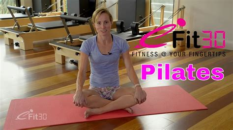 @ Katie Mackenzie - Pilates For Lower Back Pain.