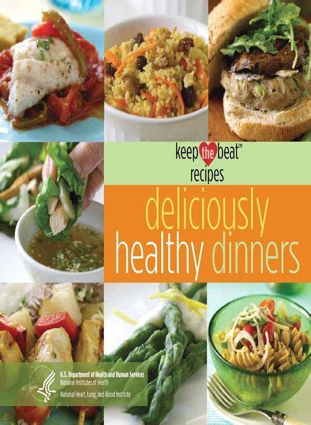 [pdf] Keep The Beat Recipes Deliciously Healthy Family Meals.