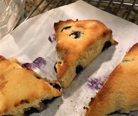 @ Keto Blueberry Scones   Simple Fun Keto