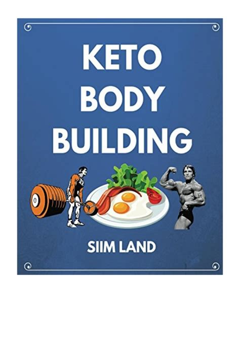 [pdf] Keto Bodybuilding Build Lean Muscle And Burn Fat At The .