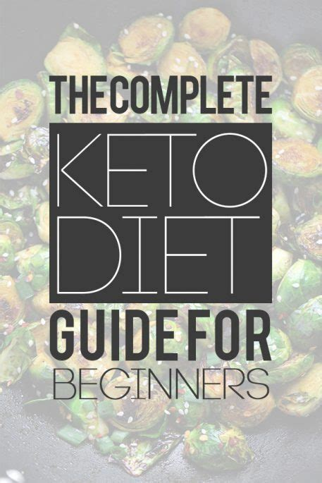 Keto Diet - The Complete Beginners Guide For 2019 - Tasteaholics.