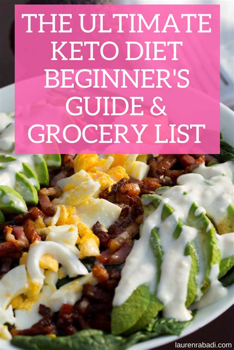 "Keto Diet For Beginners Made Easy: Ultimate Guide To ""keto"" - Dr. Axe."