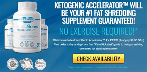 Ketogenic Accelerator : Pills Reviews, Side Effects, Price & Buy Keto.