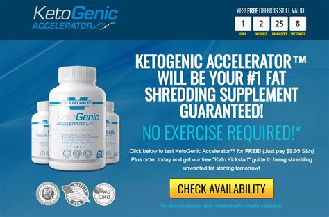 Ketogenic Accelerator Pills Reviews® [updated 2019] – Scam Or.