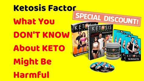 @ Ketosis Factor - What You Don T Know About Keto Might Be Harmful