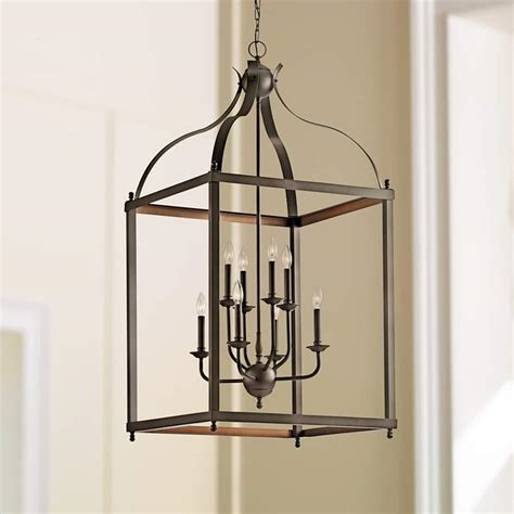 Kichler Kichler Larkin 3 Light Indoor Pendant Olde Bronze .