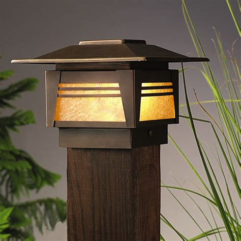 Kichler Kichler Zen Garden  Post Light - Bhg Com.