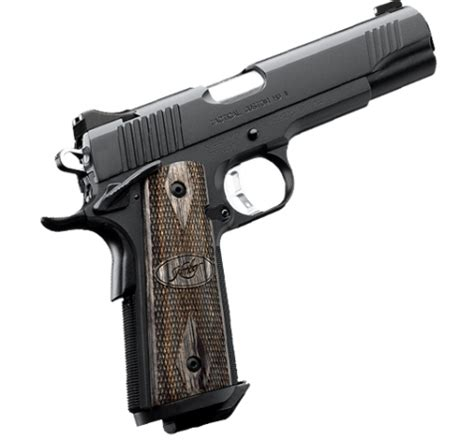 Kimber 3200197 Tactical Custom Hd Ii 7+1 45acp 5.