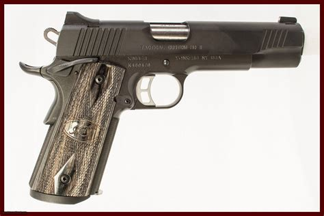 Kimber Tactical Custom Hd Ii - 1911forum.