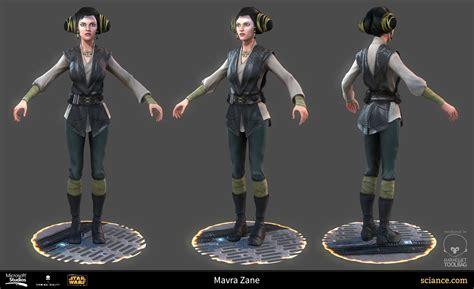 Kinect Star Wars Maver Zane