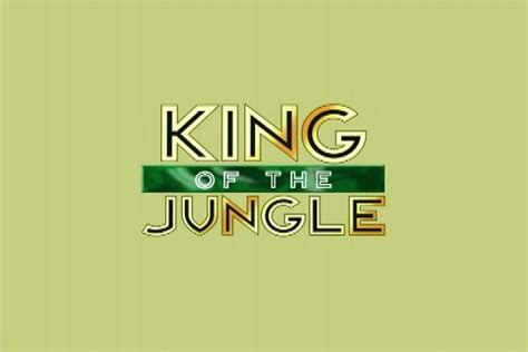 @ King Of The Jungle Game.