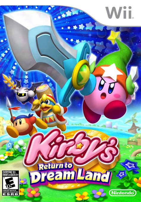 Kirby's Return to Dreamland Signs