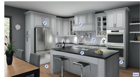 Kitchen Cabinet Design Tool Lowes