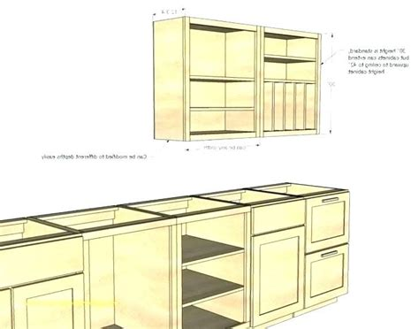 Kitchen Cabinets Plans Free Pdf Download