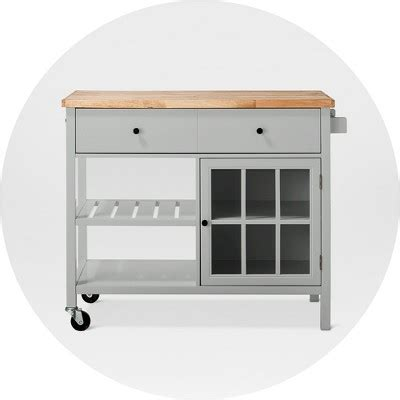 Kitchen Carts  Islands  Target.