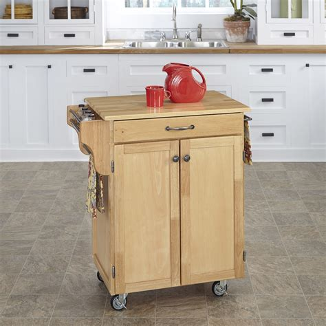 Kitchen Carts On Casters
