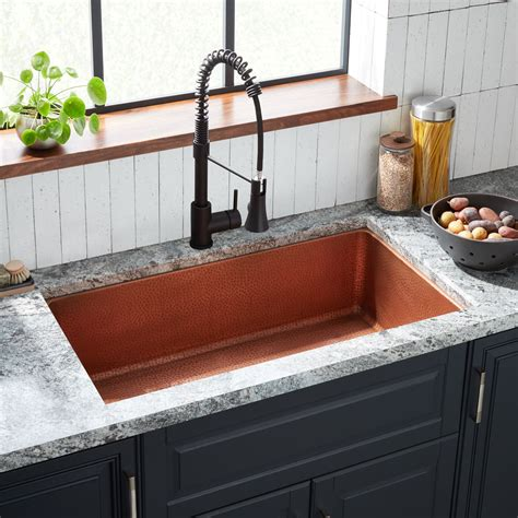 Kitchen Sinks  Signature Hardware.