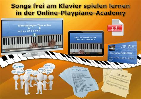 @ Klavier Lernen In Der Online-Playpiano-Academy - Video .