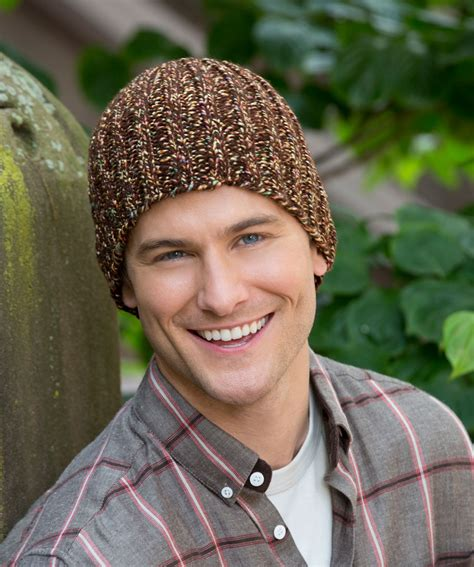 Knitted Mens Hat Patterns