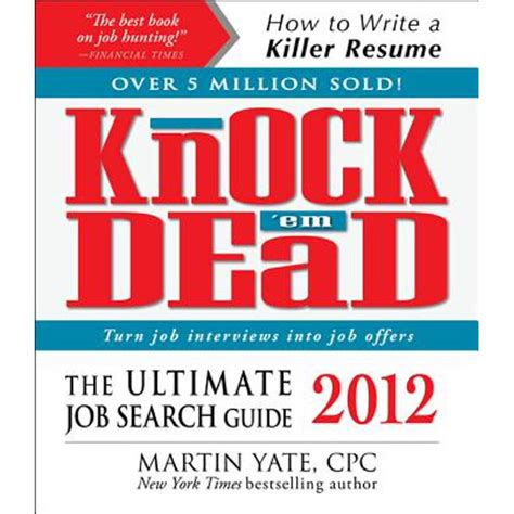 [pdf] Knock  Em Dead 2012 Knock  Em Dead Cover The Ultimate Job .