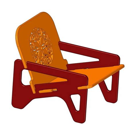 Knock Down Chair Plans