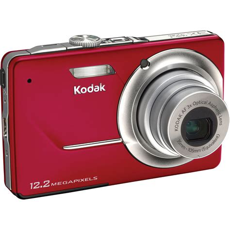 Kodak Point and Shoot Cameras
