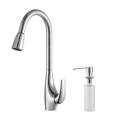Kraus Chrome Pull Down Faucet Pull-Down Chrome Kraus .