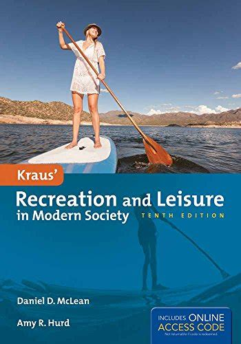 [pdf] Kraus Recreation And Leisure In Modern Society