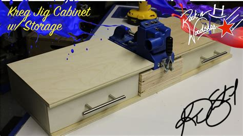 Kreg Cabinet Making Youtube