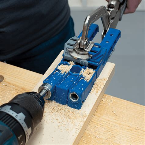 Kreg Jig Pocket