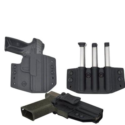 Kydex Holsters Made By Law Enforcement For Everyone  C G .