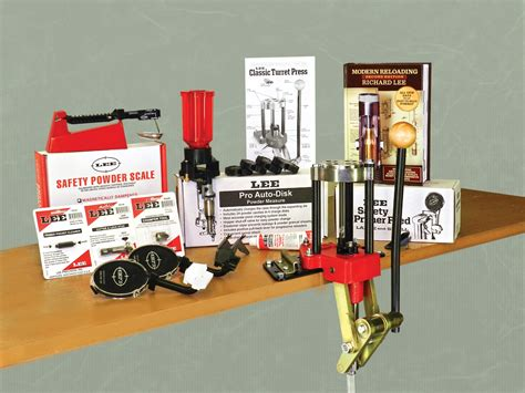 Lee Classic Turret Press Kit Review By A Nay Sayer  The .
