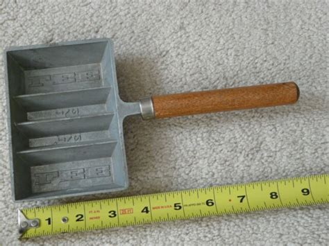 Lee Precision Ingot Mold  Ebay.