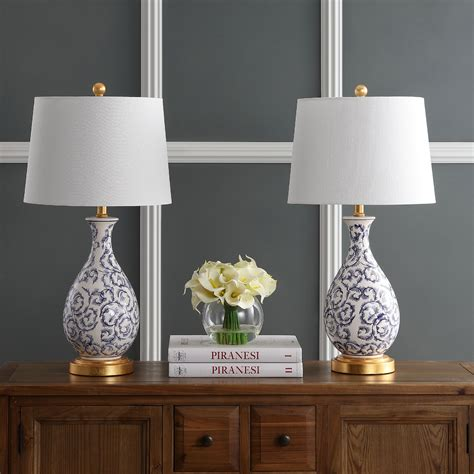 Lit4251a Table Lamps - Lighting By Safavieh.