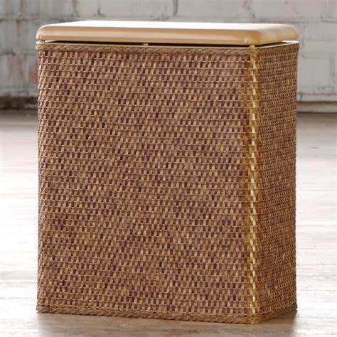 Lamont Athena Upright Hamper Linen Laundry Hampers.