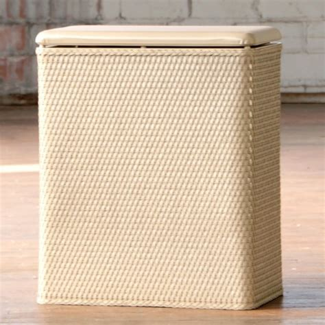 Lamont Home Carter Collection - Upright Hamper - Walmart Com.