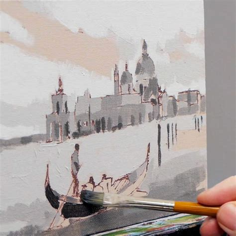 Landscape Sketching Course Will Kemp Art School.