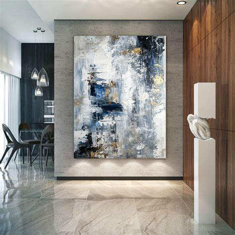 Large Abstract Canvas Wall Art Sale  Www Abstract-Canvas Com.