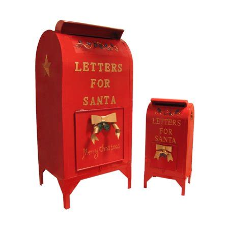 Large Letters For Santa Mailbox Indoor Outdoor Christmas .